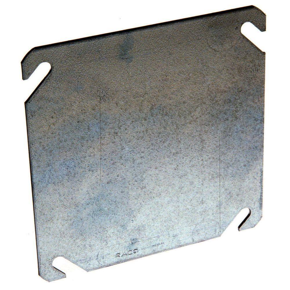 metal plate cover